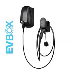 EVBox Elvi 11 kW Black