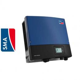SMA Sunny Tripower 15000TL con display