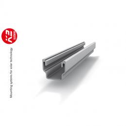 K2 Systems MultiRail 420 senza EPDM Band e senza foro