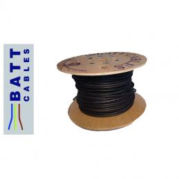 Batt Cables H1Z2Z2-K 6mm Nero 100 mt.