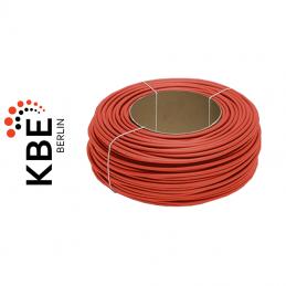 KBE DB EN50618 RED 100M 6 mm2