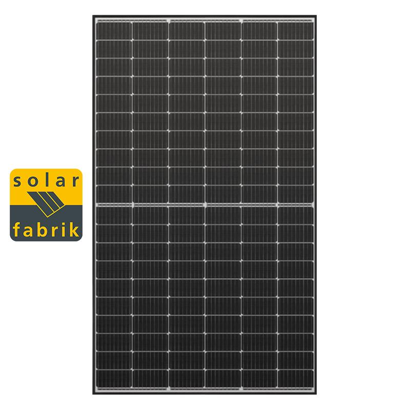 Solar Fabrik Mono S3 Halfcut 375