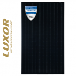 Luxor ECO LINE HALF-CELL FULL BLACK M120/330W