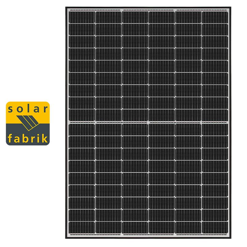 Solar Fabrik Mono S4 Halfcut 400