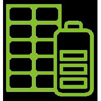 Vendita batterie e sistemi di accumulo fotovoltaici